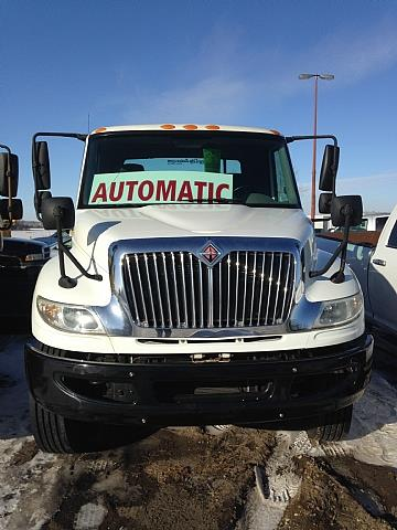 Image #1 (2009 IHC 4400 AUTOMATIC S/A TRACTOR)