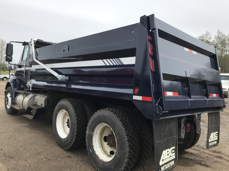Image #5 (2013 IHC 8600 T/A AUTOMATIC GRAVEL TRUCK)
