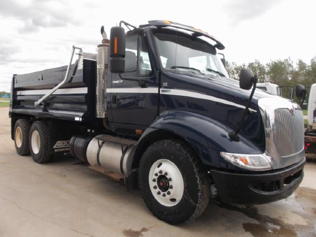 Image #6 (2013 IHC 8600 T/A AUTOMATIC GRAVEL TRUCK)